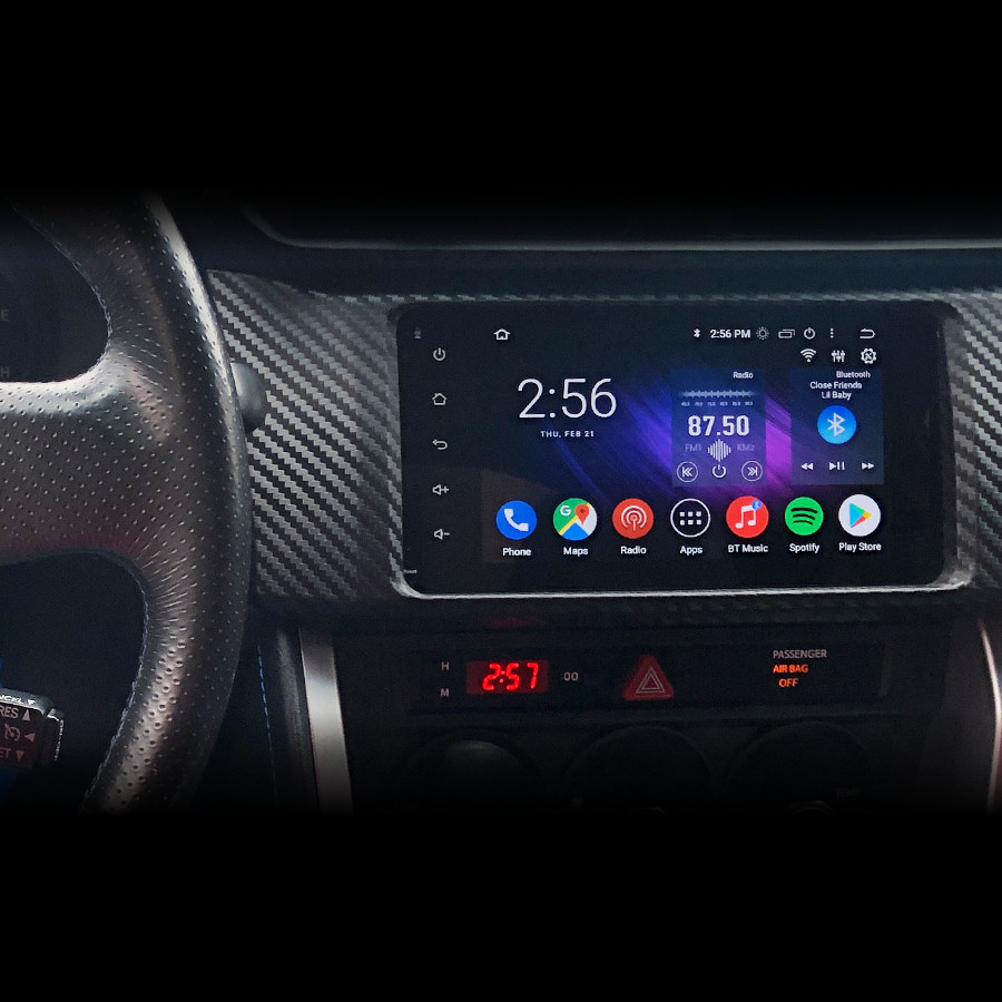 Android Multimedia Ηχοσυστήμα - Android Auto