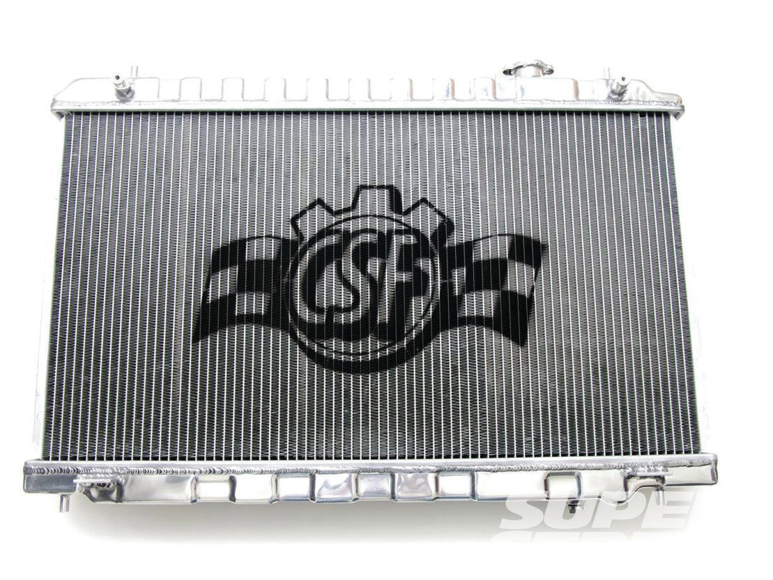 CSF Radiators - CSF Intercoolers