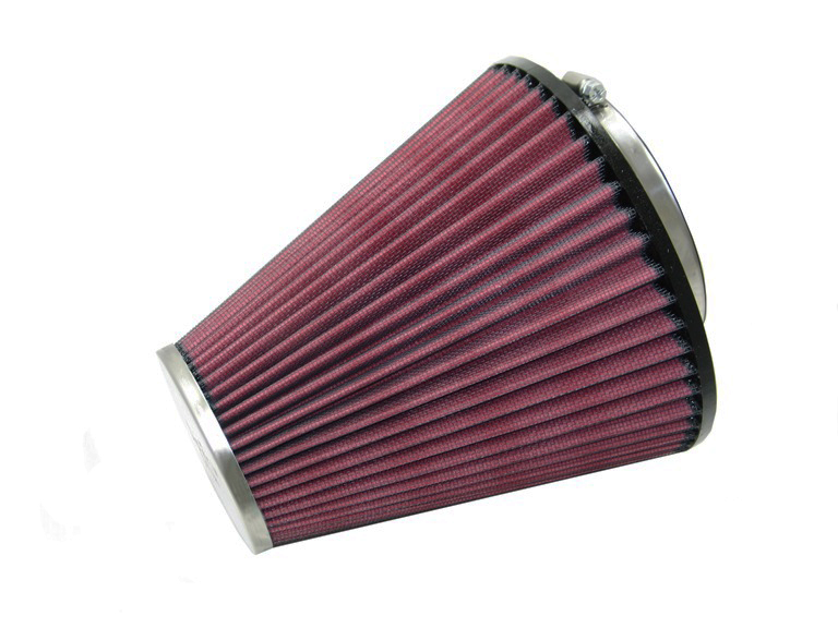 K&N Φιλτροχοάνη - Neck: 3.14inch/80mm - Height: 178mm - Diameter:  176mm>89mm - Type: Round Tapered Universal Air Filter