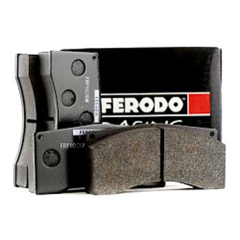 FERODO THERMOQUIET ΣΕΤ ΤΑΚΑΚΙΑ - TQ ΠΙΣΩ - SKODA FABIA 1.2 2006-