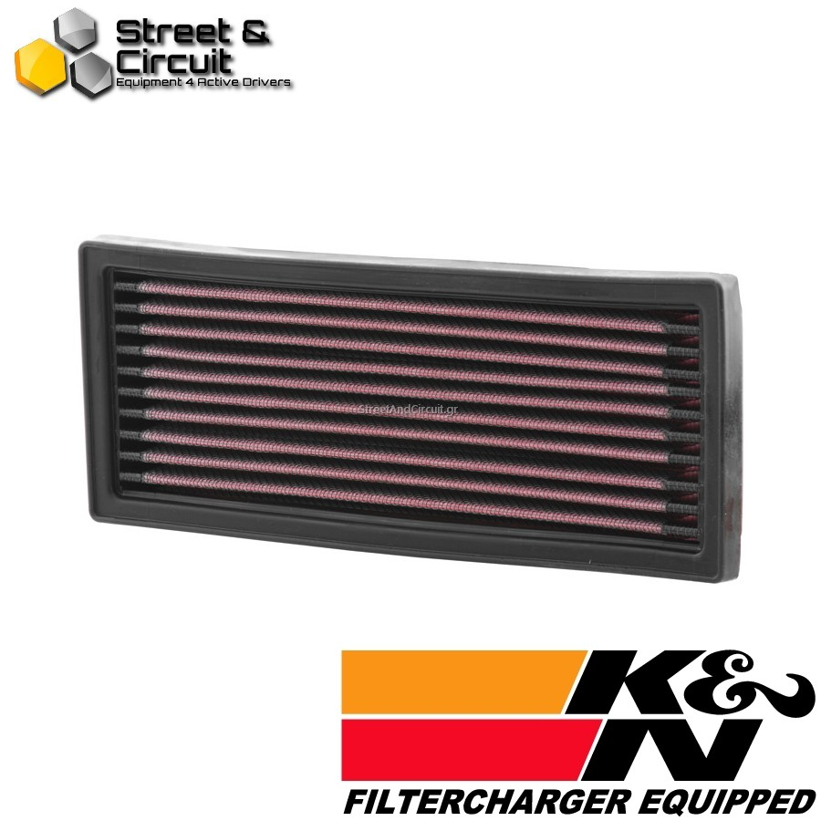 Fiat Tipo 1.4ie F/I, 1989-1995-Φίλτρο Πάνελ/Panel Filter - K&N