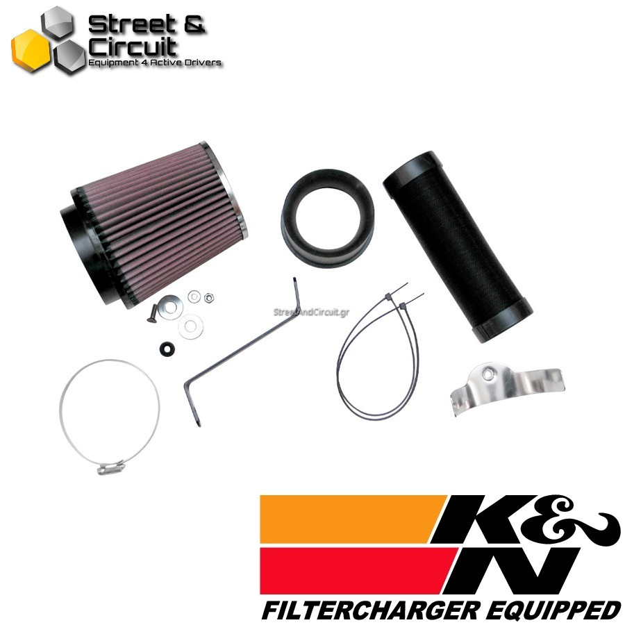 Seat Leon I 2.8  F/I, 1999-2005 - 57i Induction Kit