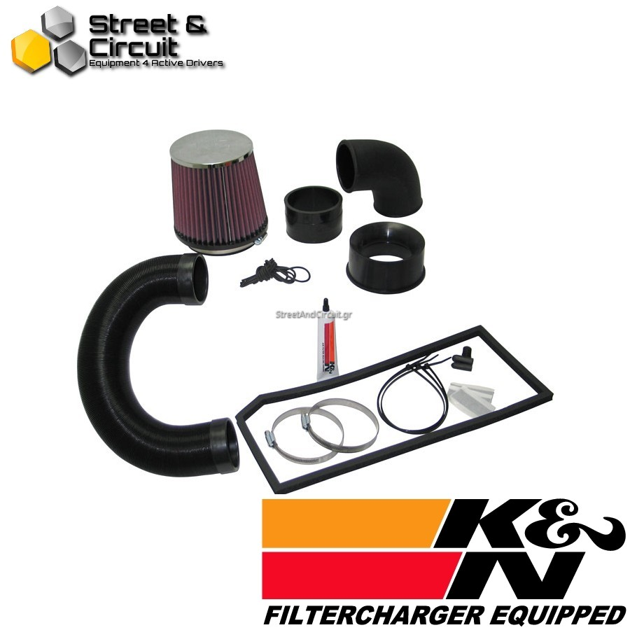 Seat Leon II 2.0 F/I, 2006-6/2009 - 57i Induction Kit
