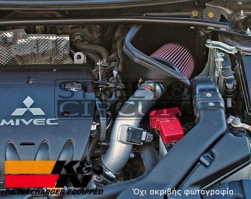 Volkswagen Golf V / Golf Plus / Jetta / Eos 2 F/I, 2004-2008-Typhoon Intake System
