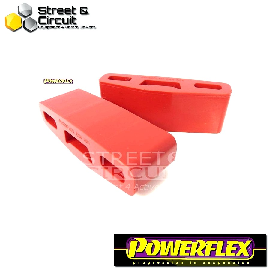 Powerflex Σινεμπλόκ - EXHAUST MOUNT - Universal Exhaust Mount Code: EXH004 - 1 Piece - Quantity Required: 1