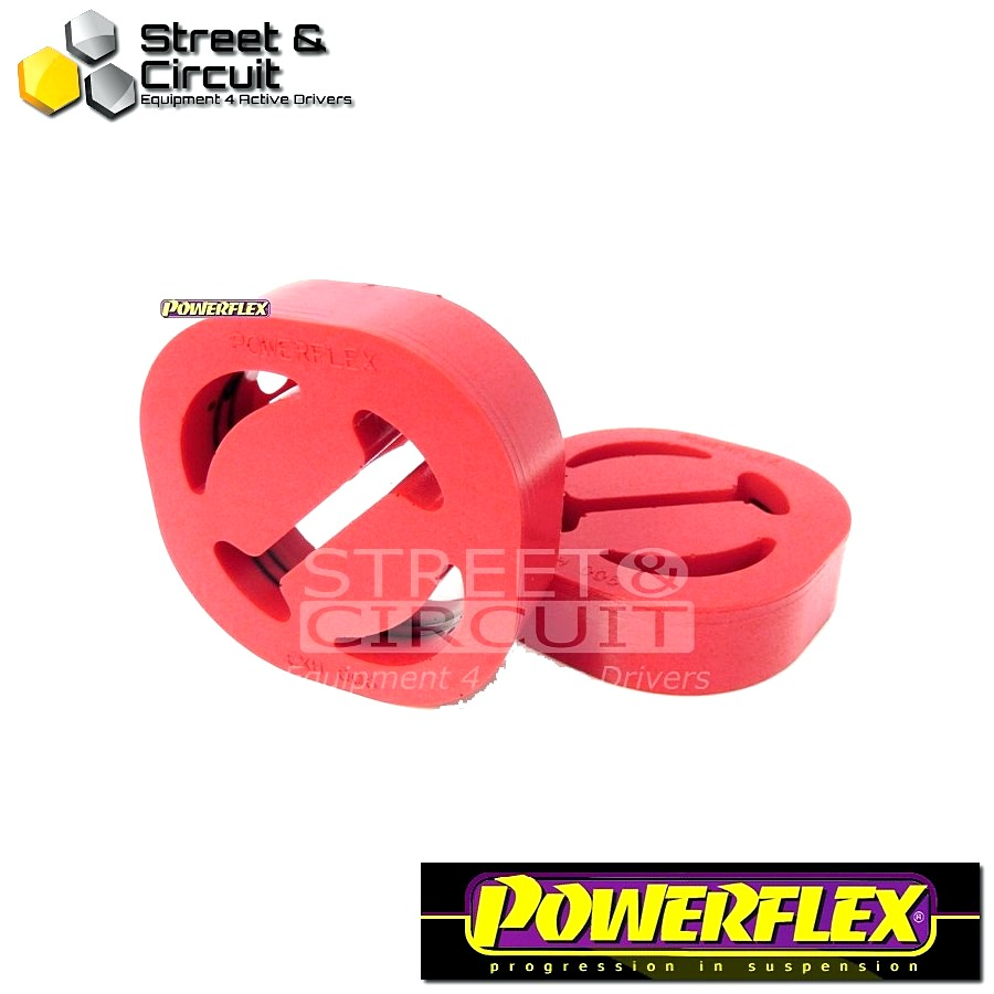 Powerflex Σινεμπλόκ - EXHAUST MOUNT - Universal Exhaust Mount Code: EXH006 - 1 Piece - Quantity Required: 1
