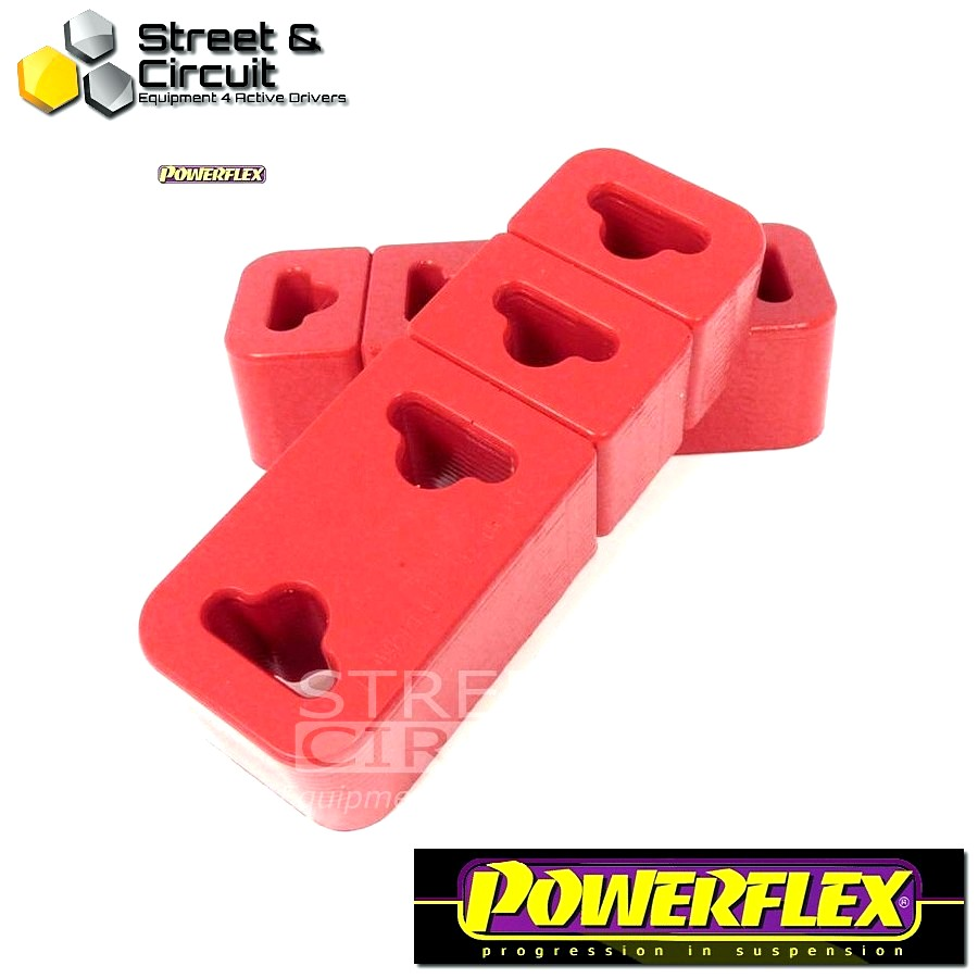 Powerflex Σινεμπλόκ - EXHAUST MOUNT - Universal Exhaust MOUNT Code: EXH010 - 1 Piece - Quantity Required: 1