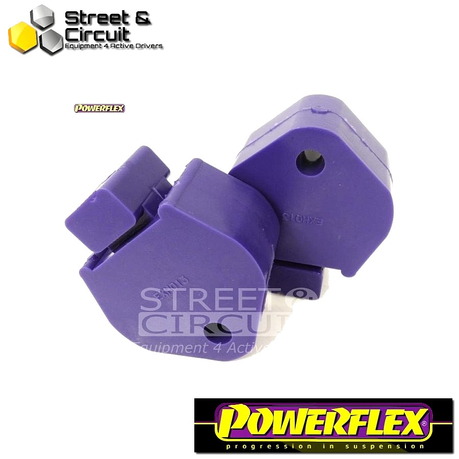 Powerflex Σινεμπλόκ - EXHAUST MOUNT - Ford Focus Exhaust Mount Code: EXH013 - 1 Piece - Quantity Required: 1