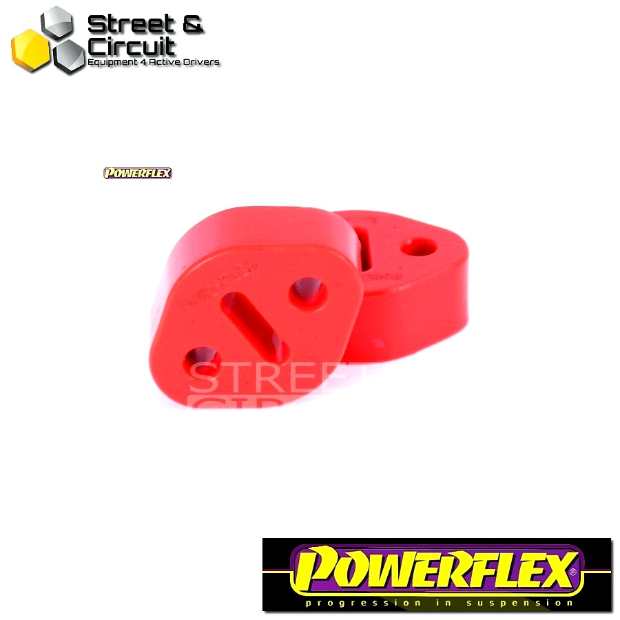 Powerflex Σινεμπλόκ - EXHAUST MOUNT - Universal Exhaust Mount Code: EXH015 - 1 Piece - Quantity Required: 1