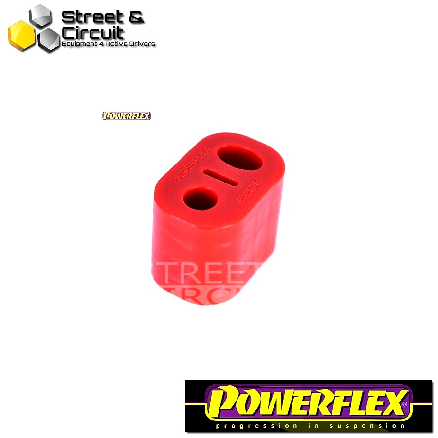 Powerflex Σινεμπλόκ - EXHAUST MOUNT - Universal Exhaust Mount Code: EXH016 - 1 Piece - Quantity Required: 1