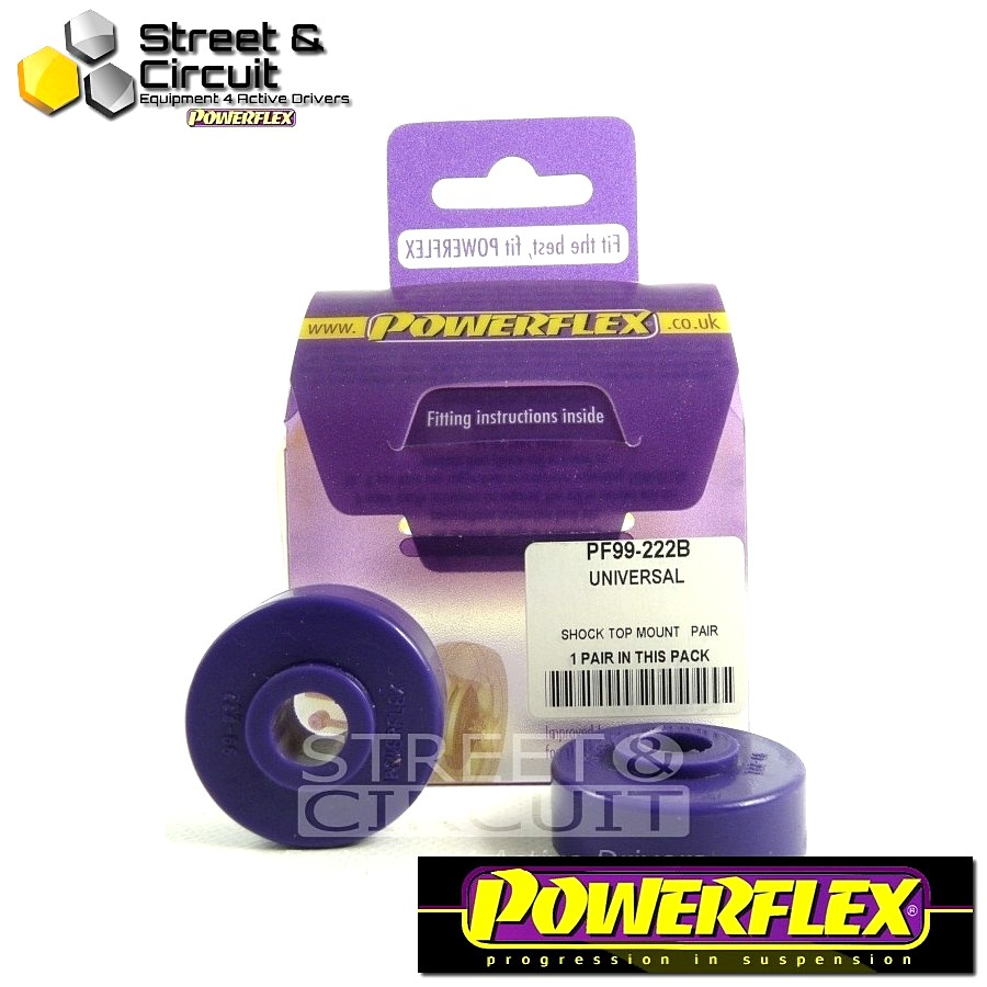 | ΑΡΙΘΜΟΣ ΣΧΕΔΙΟΥ  | - Powerflex ROAD *ΣΕΤ* Σινεμπλόκ - Washers - 200 Series Washer - Top Shock Mount Code: PF99-222