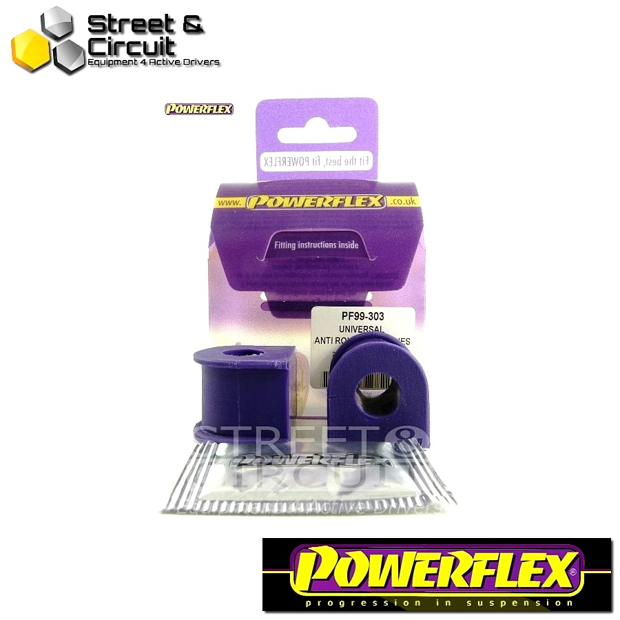 | ΑΡΙΘΜΟΣ ΣΧΕΔΙΟΥ  | - Powerflex ROAD *ΣΕΤ* Σινεμπλόκ - Anti Roll Bar Bushes - 300 Series Anti Roll Bar Bush 14mm Code: PF99-303
