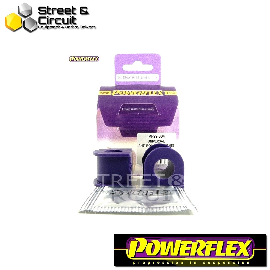 | ΑΡΙΘΜΟΣ ΣΧΕΔΙΟΥ  | - Powerflex ROAD *ΣΕΤ* Σινεμπλόκ - Anti Roll Bar Bushes - 300 Series Anti Roll Bar Bush 16mm Code: PF99-304