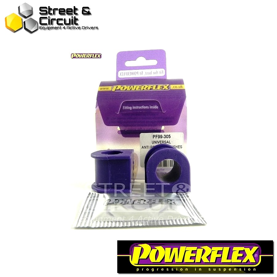 | ΑΡΙΘΜΟΣ ΣΧΕΔΙΟΥ  | - Powerflex ROAD *ΣΕΤ* Σινεμπλόκ - Anti Roll Bar Bushes - 300 Series Anti Roll Bar Bush 18mm Code: PF99-305