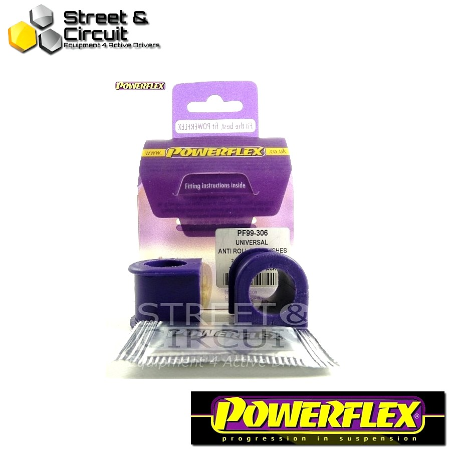 | ΑΡΙΘΜΟΣ ΣΧΕΔΙΟΥ  | - Powerflex ROAD *ΣΕΤ* Σινεμπλόκ - Anti Roll Bar Bushes - 300 Series Anti Roll Bar Bush 20mm Code: PF99-306