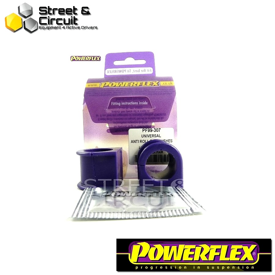 | ΑΡΙΘΜΟΣ ΣΧΕΔΙΟΥ  | - Powerflex ROAD *ΣΕΤ* Σινεμπλόκ - Anti Roll Bar Bushes - 300 Series Anti Roll Bar Bush 22mm Code: PF99-307