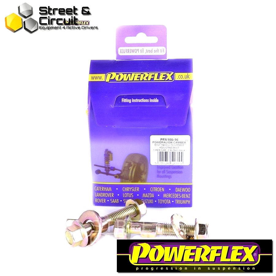 | ΑΡΙΘΜΟΣ ΣΧΕΔΙΟΥ  | - Powerflex ROAD *ΣΕΤ* Σινεμπλόκ - CR-V (2002 - 2006) - PowerAlign Camber Bolt Kit (16mm) Code: PFA100-16