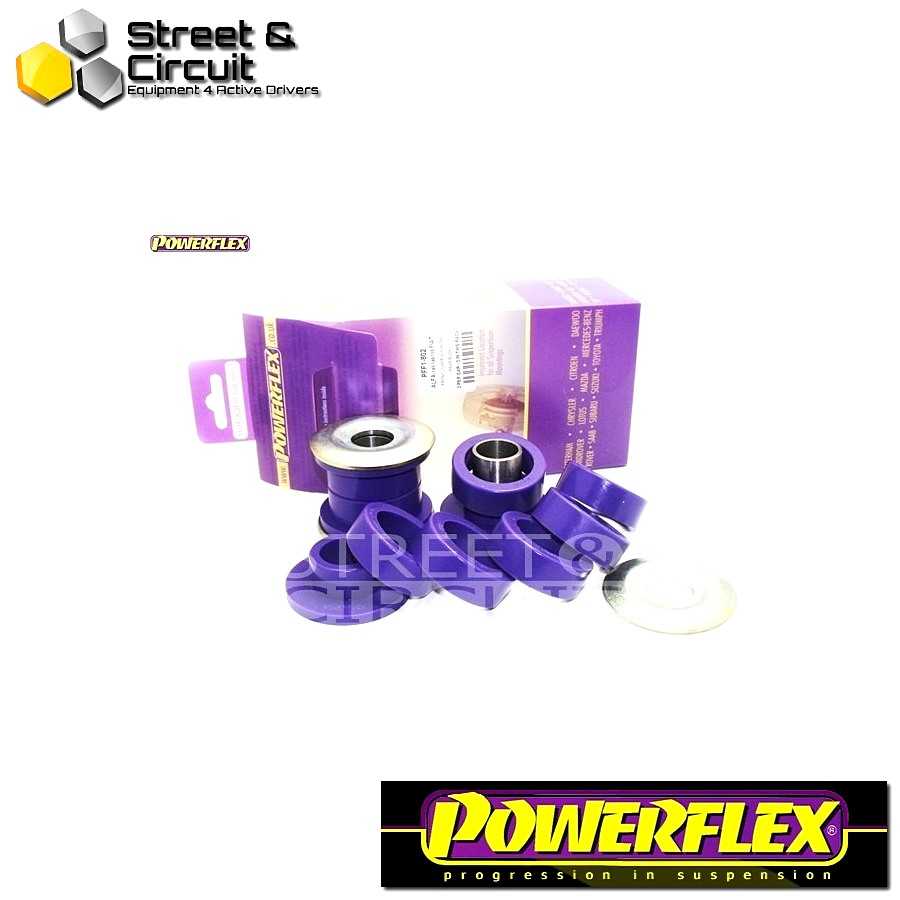 | ΑΡΙΘΜΟΣ ΣΧΕΔΙΟΥ 2 | - Powerflex ROAD *ΣΕΤ* Σινεμπλόκ - Tipo (1988-1995) - Front Lower Wishbone Rear Bush Code: PFF1-802