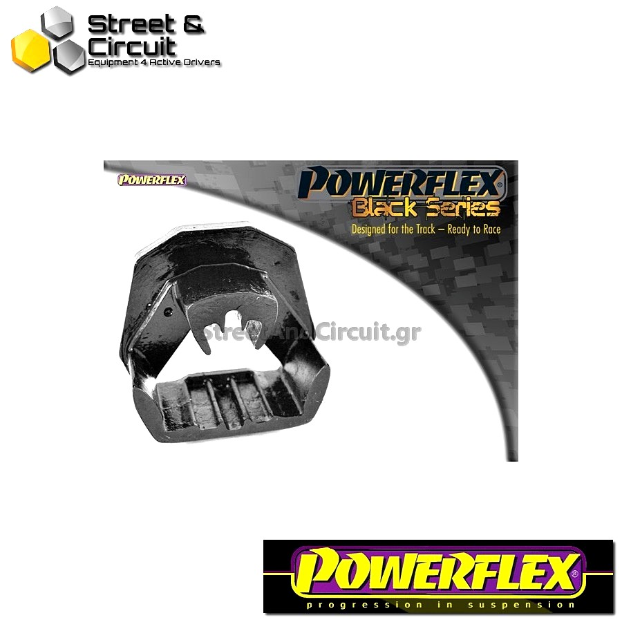 | ΑΡΙΘΜΟΣ ΣΧΕΔΙΟΥ 20 | - Powerflex BLACK SERIES *ΣΕΤ* Σινεμπλόκ - S40 (2004 onwards) - Lower Engine Mount Insert Code: PFF19-1220BLK