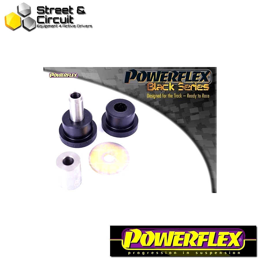 | ΑΡΙΘΜΟΣ ΣΧΕΔΙΟΥ 5 | - Powerflex BLACK SERIES *ΣΕΤ* Σινεμπλόκ - Fiesta Mk7 inc ST (2008-) - Lower Engine Mount Small Bush Code: PFF19-1520BLK
