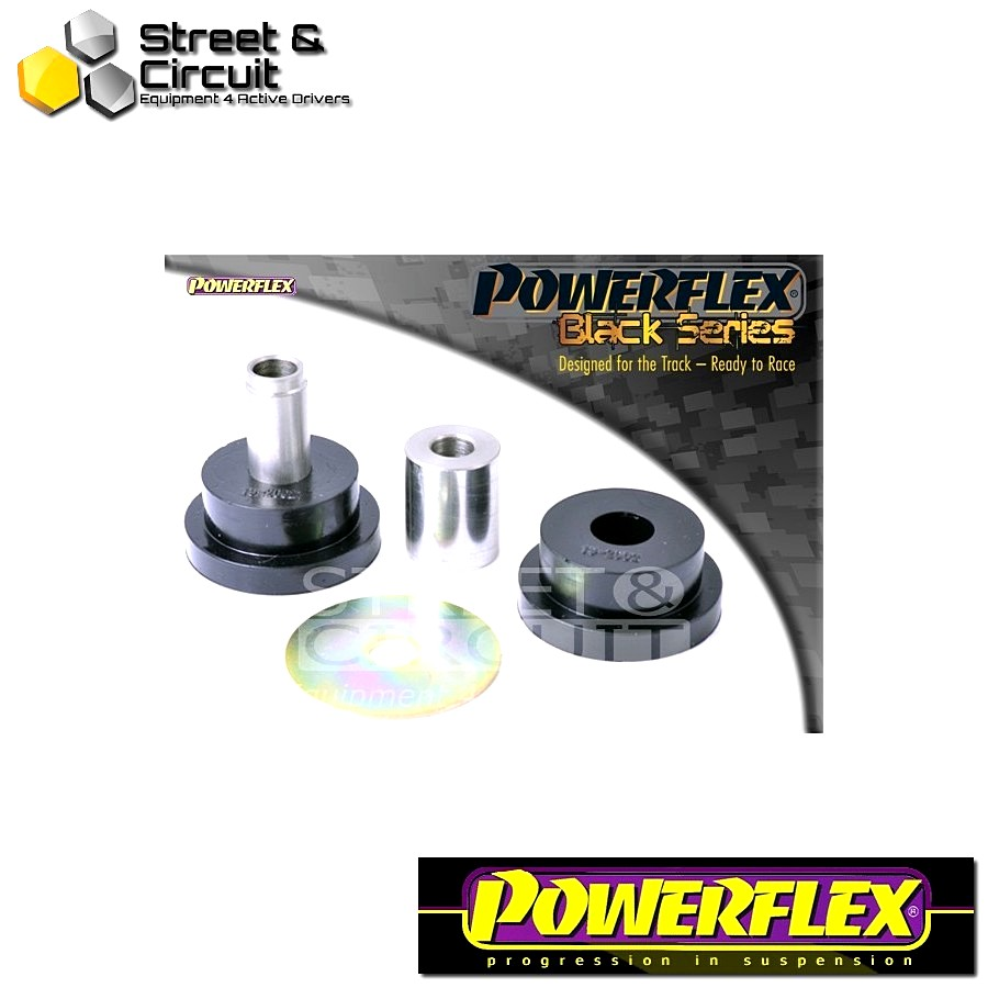 | ΑΡΙΘΜΟΣ ΣΧΕΔΙΟΥ 6 | - Powerflex BLACK SERIES *ΣΕΤ* Σινεμπλόκ - Fiesta Mk7 inc ST (2008-) - Lower Engine Mount Small Bush 30mm Bracket Code: PFF19-2002BLK