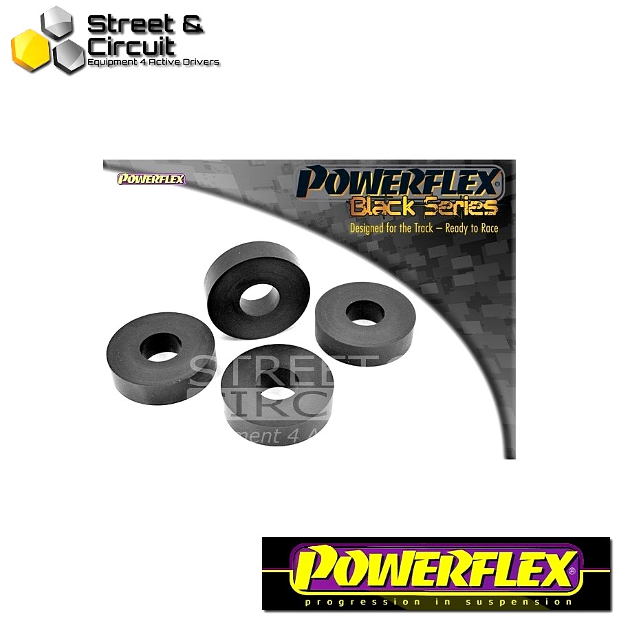 | ΑΡΙΘΜΟΣ ΣΧΕΔΙΟΥ 1 | - Powerflex BLACK SERIES *ΣΕΤ* Σινεμπλόκ - Cortina Mk4,5 - Front Tie Bar Set Code: PFF19-3620BLK