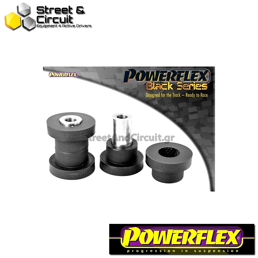 | ΑΡΙΘΜΟΣ ΣΧΕΔΙΟΥ 1 | - Powerflex BLACK SERIES *ΣΕΤ* Σινεμπλόκ - C30 (2006 onwards) - Front Wishbone Lower Front Bush Code: PFF19-801BLK