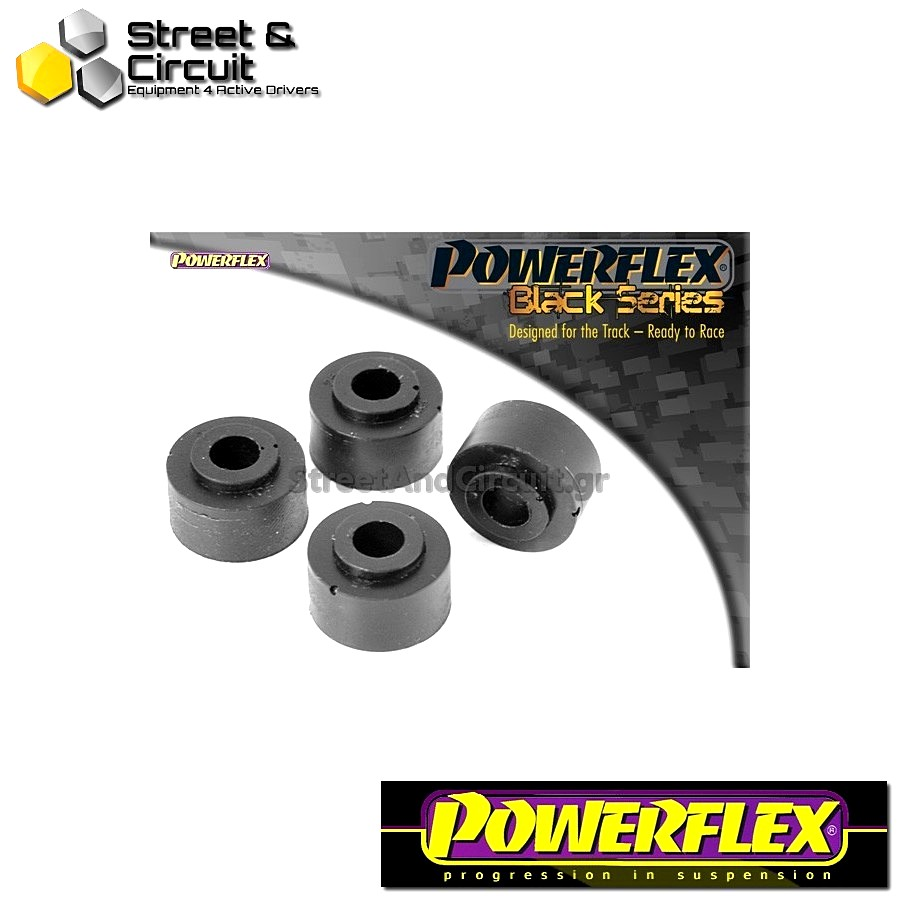 | ΑΡΙΘΜΟΣ ΣΧΕΔΙΟΥ 5 | - Powerflex BLACK SERIES *ΣΕΤ* Σινεμπλόκ - ZS - Anti Roll Bar Link Bush Code: PFF25-105BLK