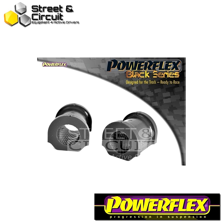 | ΑΡΙΘΜΟΣ ΣΧΕΔΙΟΥ 3 | - Powerflex BLACK SERIES *ΣΕΤ* Σινεμπλόκ - Element (2003 - 2011) - Front Anti Roll Bar Bush 25.5mm Code: PFF25-303-25.5BLK