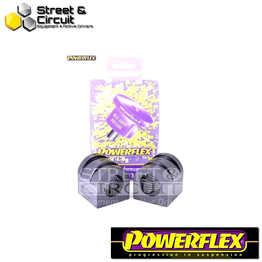 | ΑΡΙΘΜΟΣ ΣΧΕΔΙΟΥ 4 | - Powerflex ROAD *ΣΕΤ* Σινεμπλόκ - XF, XFR - X250 (2008-) - Front Anti Roll Bar Bush 31.5mm Code: PFF27-604-31.5