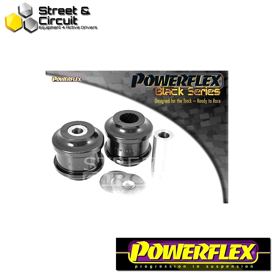 | ΑΡΙΘΜΟΣ ΣΧΕΔΙΟΥ 11 | - Powerflex BLACK SERIES *ΣΕΤ* Σινεμπλόκ - A4 / S4 / RS4 (B5) 1995 - 2001 A4 (2WD) 1995 - 2001 - Front Lower Arm Inner Bush Code: PFF3-211BLK