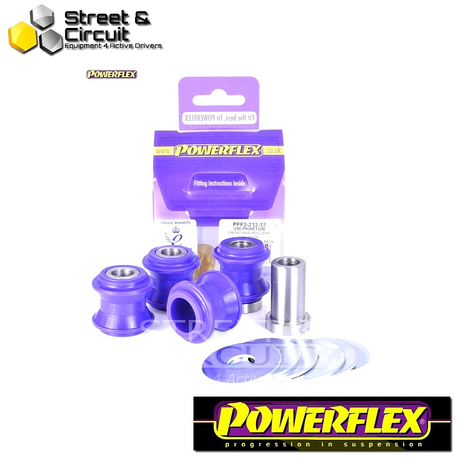 | ΑΡΙΘΜΟΣ ΣΧΕΔΙΟΥ 5 | - Powerflex ROAD *ΣΕΤ* Σινεμπλόκ - Phaeton (2002-2009) - Front Anti Roll Bar Link Bush Code: PFF3-213-12