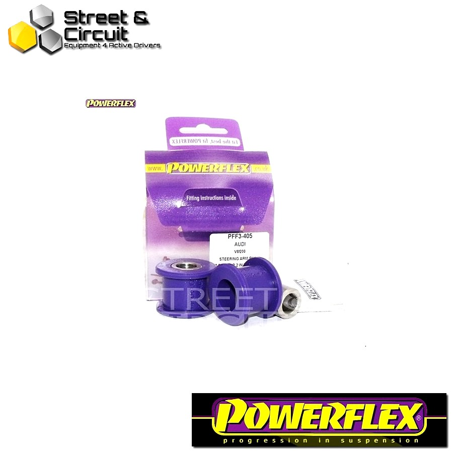 | ΑΡΙΘΜΟΣ ΣΧΕΔΙΟΥ  | - Powerflex ROAD *ΣΕΤ* Σινεμπλόκ - 200 Quattro inc Avant Type 44 (11/84-11/90) - Steering Arm To Rack Bush Code: PFF3-405
