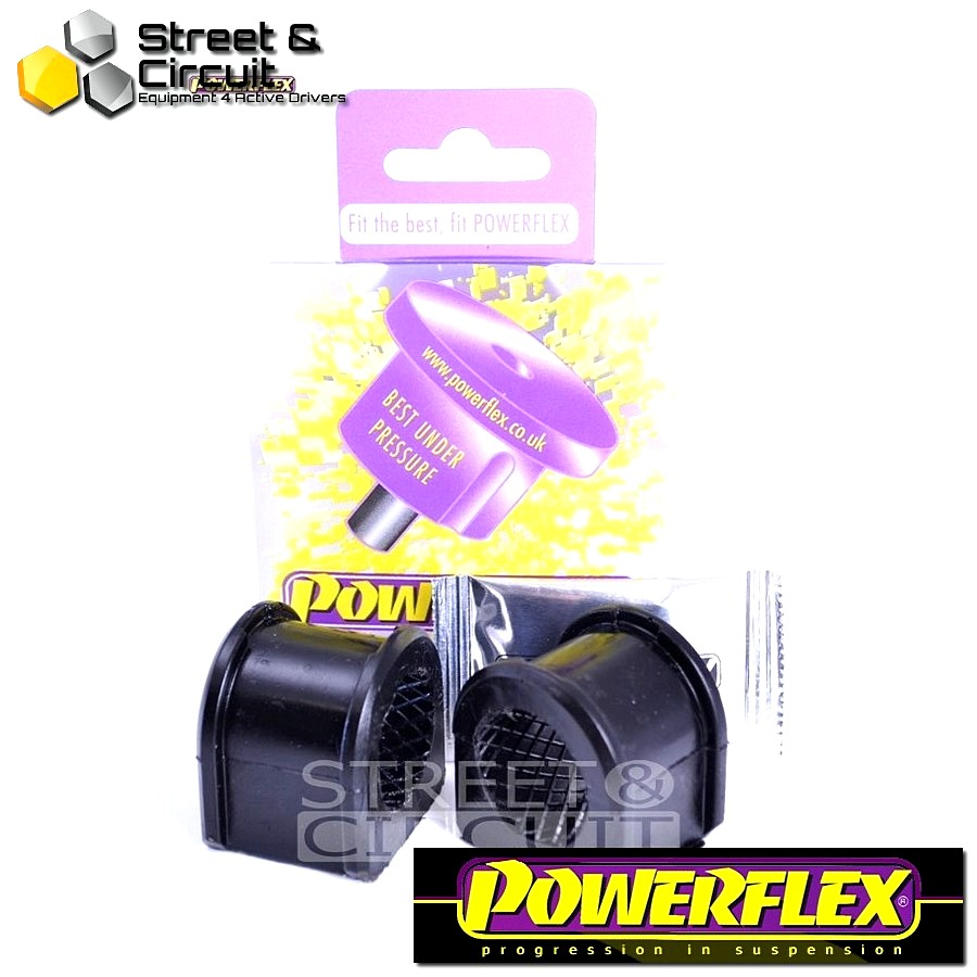 | ΑΡΙΘΜΟΣ ΣΧΕΔΙΟΥ 3 | - Powerflex ROAD *ΣΕΤ* Σινεμπλόκ - Mazda3 (2004-2009) - Front Anti Roll Bar Mount 25.5mm, MPS Only Code: PFF36-203-25.5