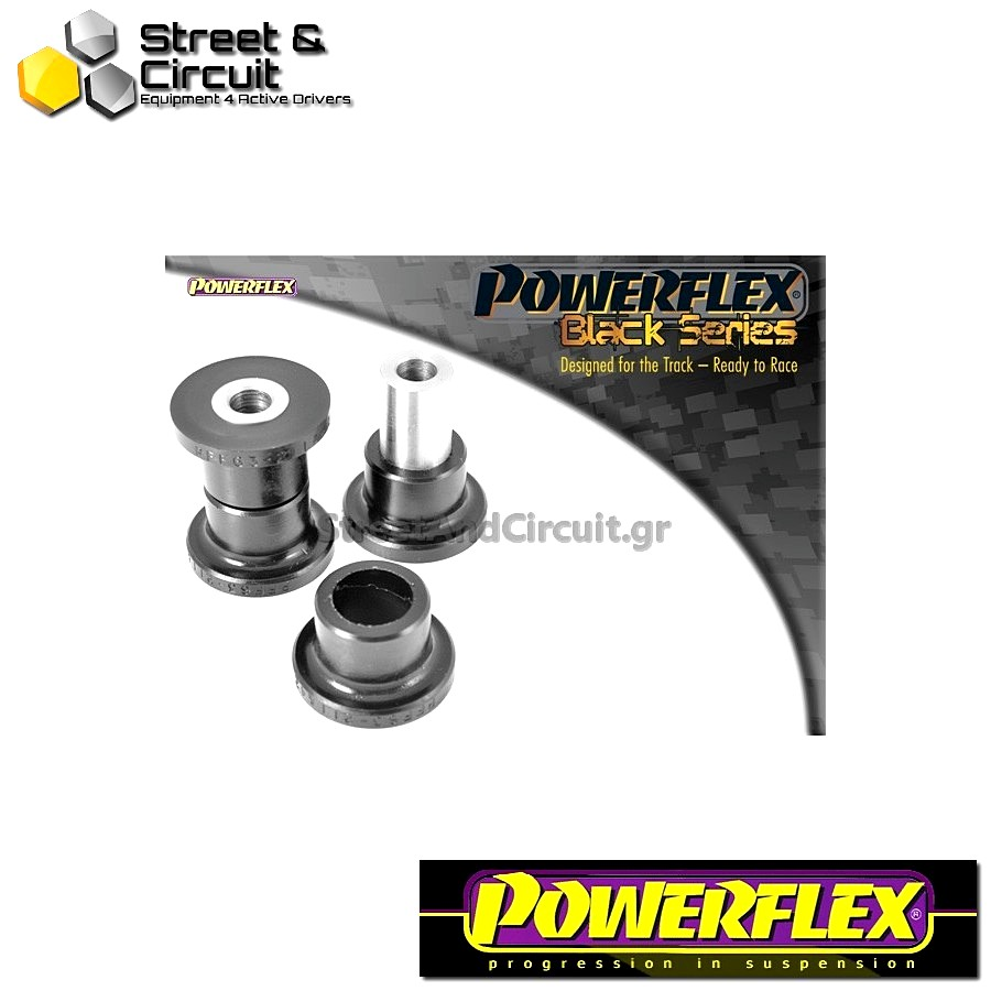 | ΑΡΙΘΜΟΣ ΣΧΕΔΙΟΥ 1 | - Powerflex BLACK SERIES *ΣΕΤ* Σινεμπλόκ - MGF (up to 2002) - Front Wishbone Front Bush Code: PFF42-211BLK