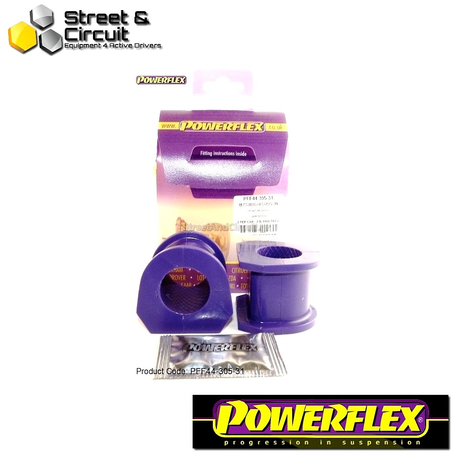 | ΑΡΙΘΜΟΣ ΣΧΕΔΙΟΥ 5 | - Powerflex ROAD *ΣΕΤ* Σινεμπλόκ - Shogun 2000-2006 (V7* Models) - Front Anti Roll Bar Mounting 31mm Code: PFF44-305-31