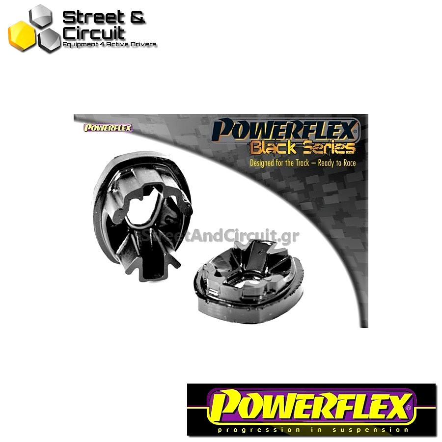 | ΑΡΙΘΜΟΣ ΣΧΕΔΙΟΥ  | - Powerflex BLACK SERIES *ΣΕΤ* Σινεμπλόκ - 207 - Rear Lower Engine Mount Insert  Code: PFF50-509BLK