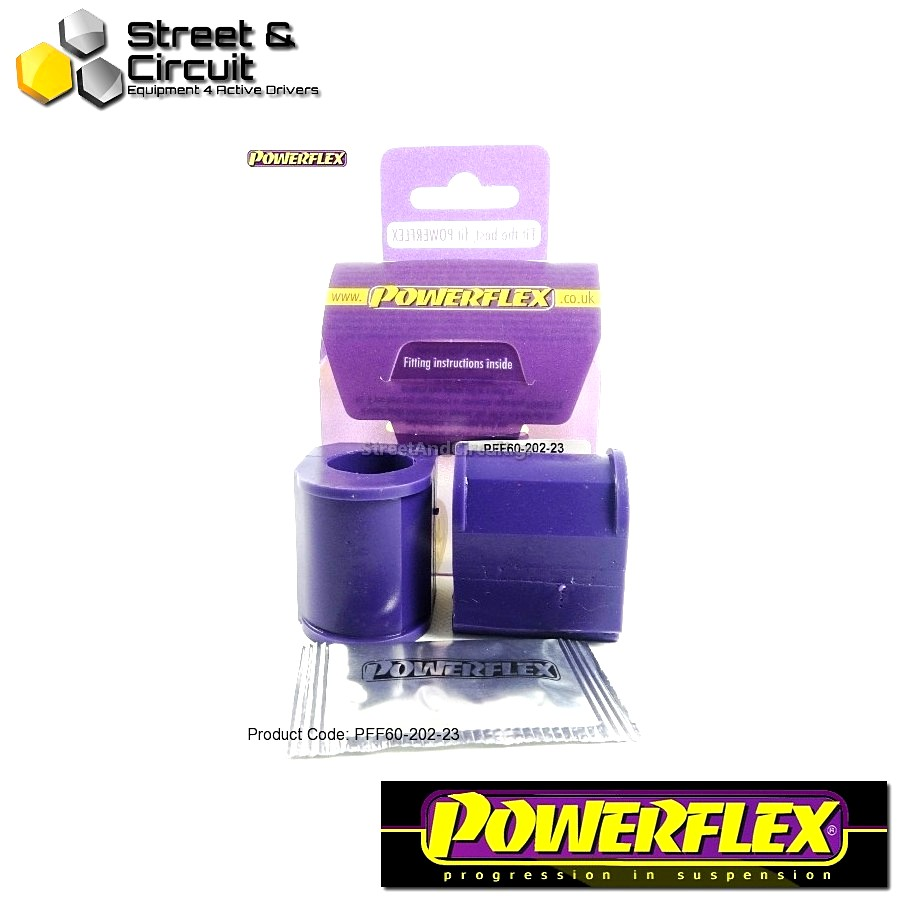 | ΑΡΙΘΜΟΣ ΣΧΕΔΙΟΥ 2 | - Powerflex ROAD *ΣΕΤ* Σινεμπλόκ - 19 (inc 16V) - Front Anti Roll Bar Inner Mount Code: PFF60-202-23