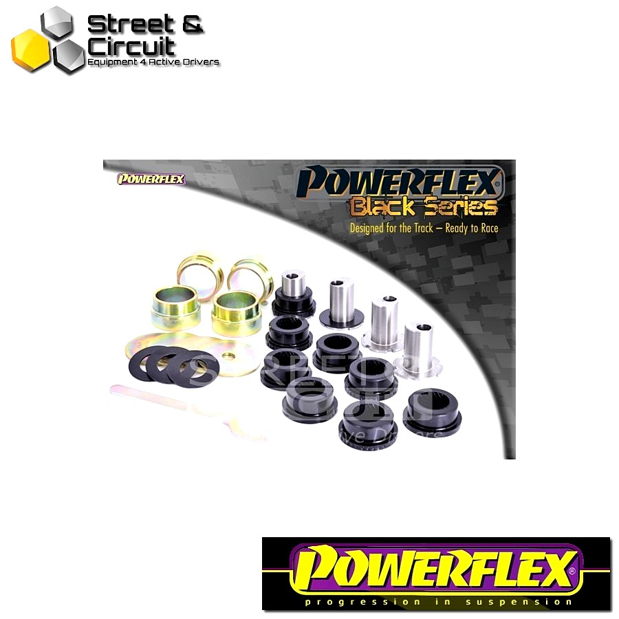 | ΑΡΙΘΜΟΣ ΣΧΕΔΙΟΥ 1 | - Powerflex BLACK SERIES *ΣΕΤ* Σινεμπλόκ - 19 (inc 16V) - Front Lower Wishbone Bush, Camber Adjustable Code: PFF60-301GBLK