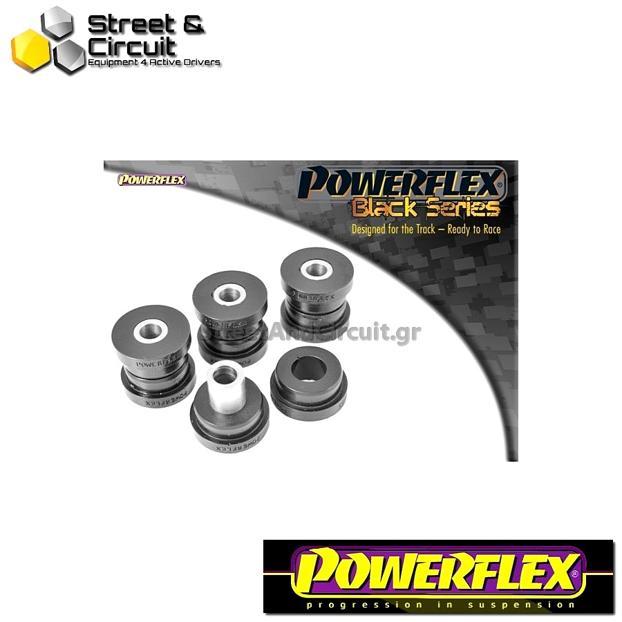 | ΑΡΙΘΜΟΣ ΣΧΕΔΙΟΥ 3 | - Powerflex BLACK SERIES *ΣΕΤ* Σινεμπλόκ - 200 Series (Old Shape) 400 Series (Old Shape) - Front Roll Bar Links Code: PFF63-403BLK