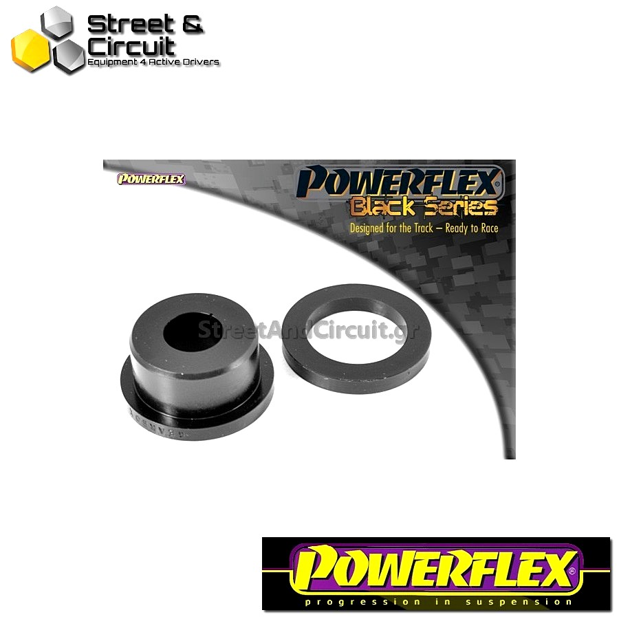 | ΑΡΙΘΜΟΣ ΣΧΕΔΙΟΥ 6 | - Powerflex BLACK SERIES *ΣΕΤ* Σινεμπλόκ - ZR - Gear Linkage Mount Front Code: PFF63-416BLK