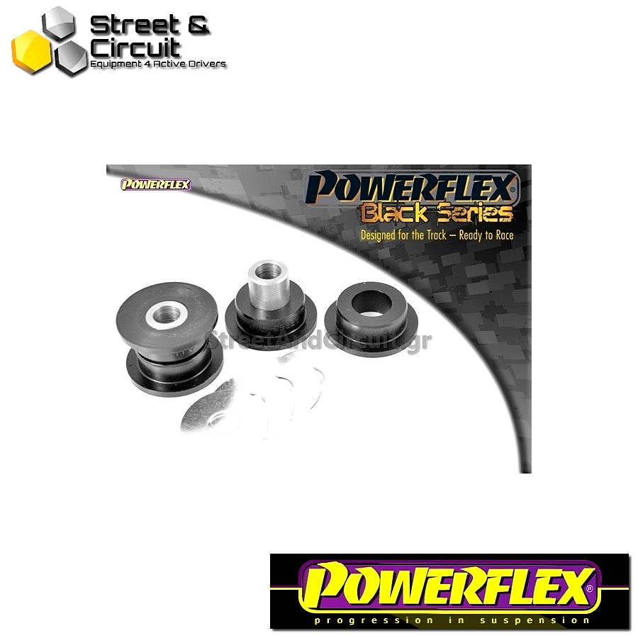 | ΑΡΙΘΜΟΣ ΣΧΕΔΙΟΥ 9 | - Powerflex BLACK SERIES *ΣΕΤ* Σινεμπλόκ - 200 (1995), 25 - Engine Mount Stabiliser (Small) Code: PFF63-419BLK