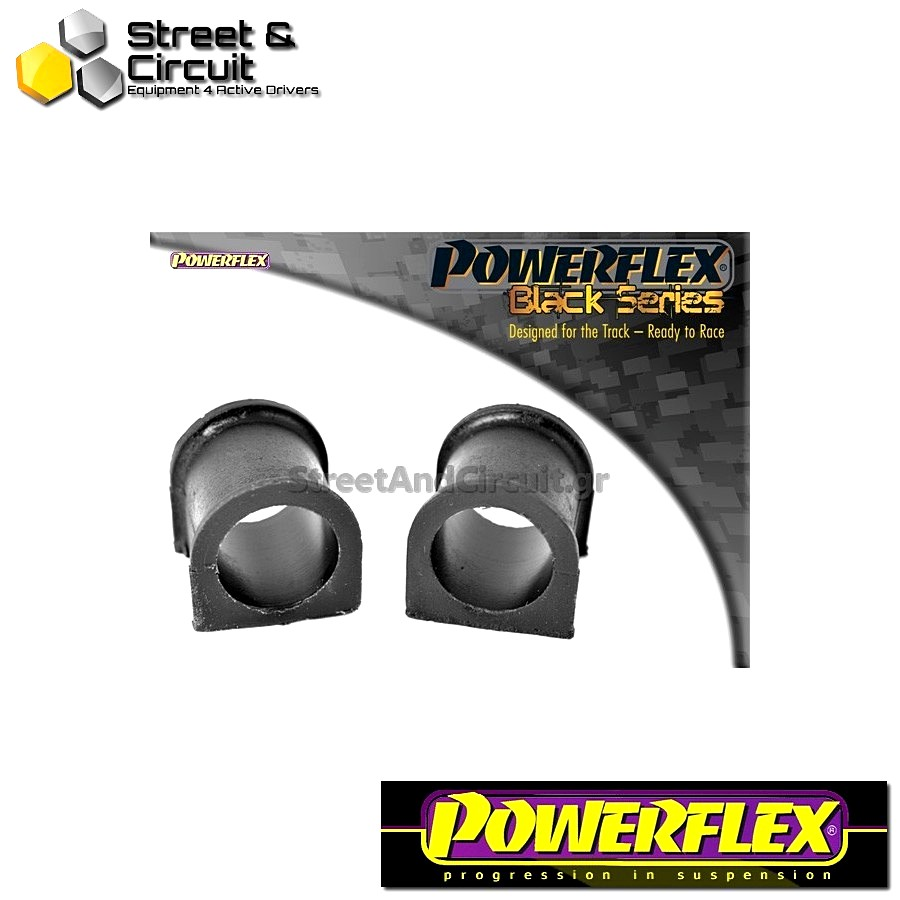 | ΑΡΙΘΜΟΣ ΣΧΕΔΙΟΥ  | - Powerflex BLACK SERIES *ΣΕΤ* Σινεμπλόκ - 800 - Front Anti Roll Bar Mount 26mm Code: PFF63-803-26BLK
