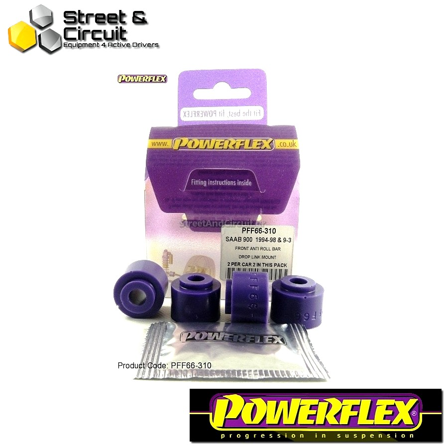 | ΑΡΙΘΜΟΣ ΣΧΕΔΙΟΥ 5 | - Powerflex ROAD *ΣΕΤ* Σινεμπλόκ - 900 (1994-1998) - Front Anti Roll Bar Drop Link Bush Code: PFF66-310