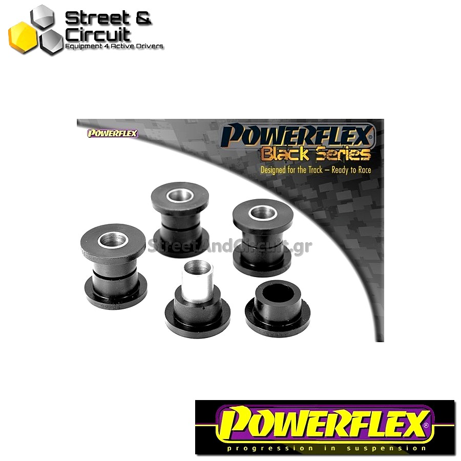 | ΑΡΙΘΜΟΣ ΣΧΕΔΙΟΥ 2 | - Powerflex BLACK SERIES *ΣΕΤ* Σινεμπλόκ - 96 (1960-1979) - Front Wishbone Lower Bush Code: PFF66-402BLK