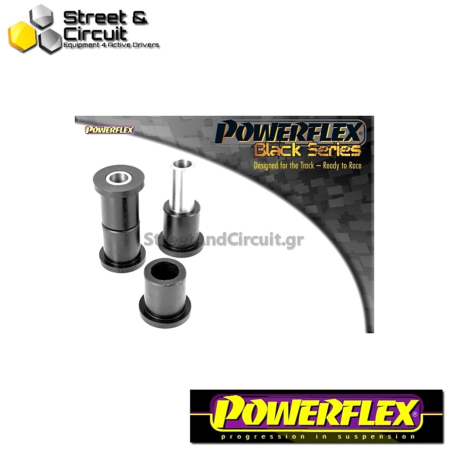 | ΑΡΙΘΜΟΣ ΣΧΕΔΙΟΥ 15 | - Powerflex BLACK SERIES *ΣΕΤ* Σινεμπλόκ - 900 (1983-1993) - Front Wishbone Upper Outer Bush Code: PFF66-422BLK