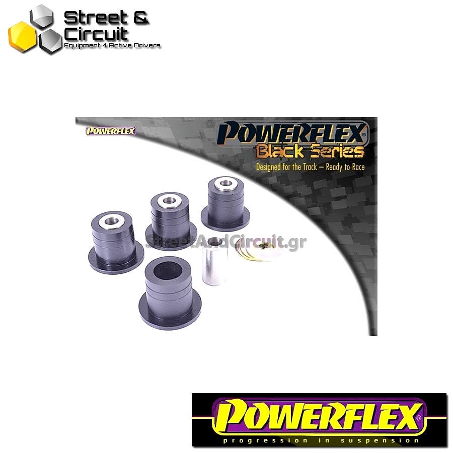 | ΑΡΙΘΜΟΣ ΣΧΕΔΙΟΥ 1 | - Powerflex BLACK SERIES *ΣΕΤ* Σινεμπλόκ - PlusTwo, Roadster, Coupe (inc Brabus) (1998-2007) - Front Wishbone Bush Code: PFF68-101BLK
