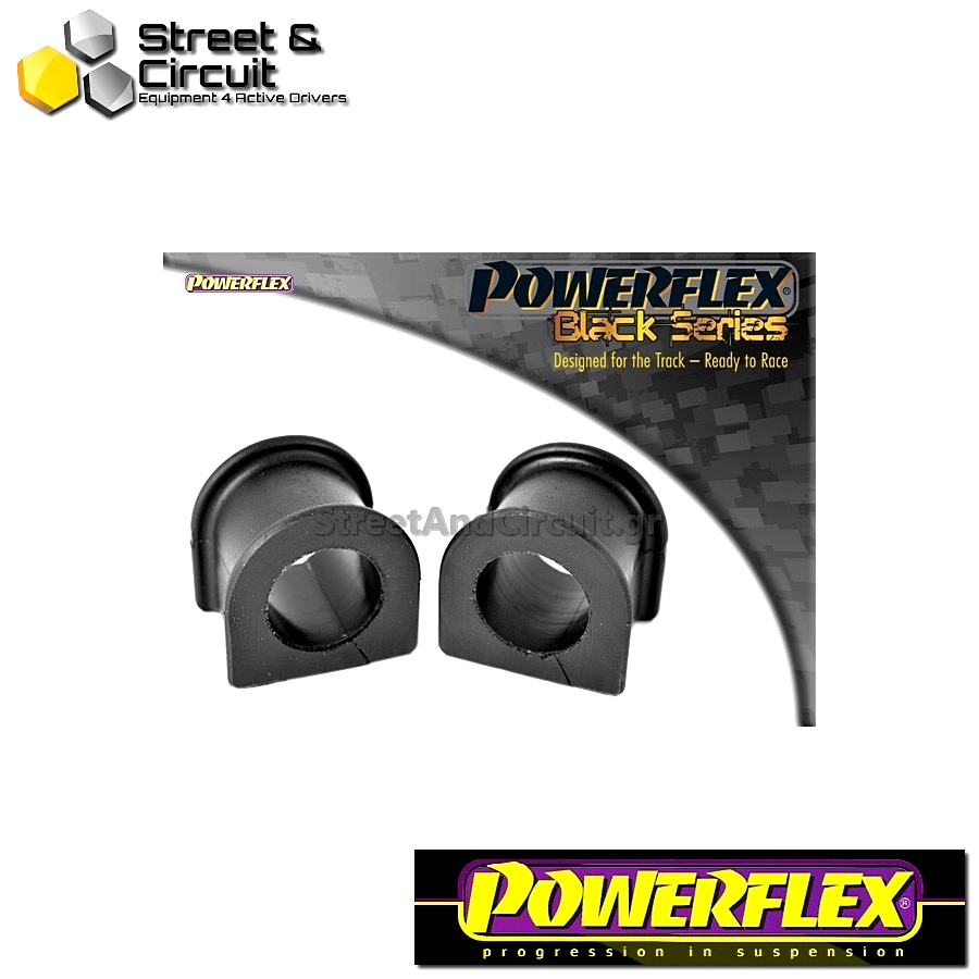 | ΑΡΙΘΜΟΣ ΣΧΕΔΙΟΥ 1 | - Powerflex BLACK SERIES *ΣΕΤ* Σινεμπλόκ - Supra 4 JZA80 (1993-2002) - Front Anti Roll Bar Bush 29mm Code: PFF76-601BLK