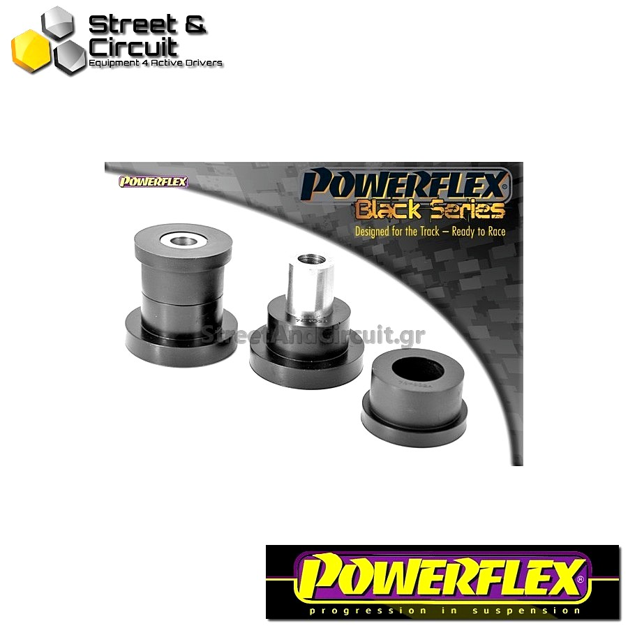 | ΑΡΙΘΜΟΣ ΣΧΕΔΙΟΥ 2 | - Powerflex BLACK SERIES *ΣΕΤ* Σινεμπλόκ - Supra 4 JZA80 (1993-2002) - Front Lower Wishbone Front Bush Code: PFF76-602BLK