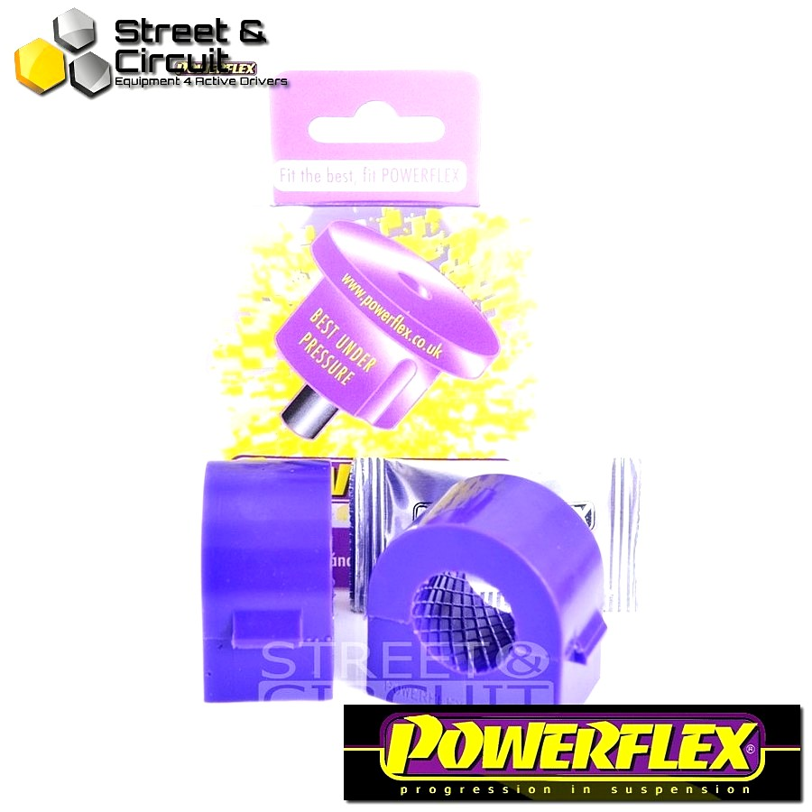 | ΑΡΙΘΜΟΣ ΣΧΕΔΙΟΥ 3 | - Powerflex ROAD *ΣΕΤ* Σινεμπλόκ - 9-3 (2002-on) - Front Anti Roll Bar Mounting Bush 24mm (2 Piece) Code: PFF80-1203-24
